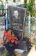 Помнік на магіле Васіля Фёдаравіча Праскурава