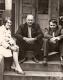 Наталля Паўлаўна Данько, Васіль Фёдаравіч Праскураў і Віктар Канстанцінавіч Гардзей. 1981 год