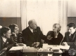 Нарада ў кабінеце Васіля Праскурава. 1984 год