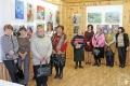 Открытие выставки израильского художника Андриана Жудро «Красавицы и Иерусалим»