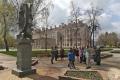 Ганцевичский районный краеведческий музей принял участие в праздновании Международного дня памятников и исторических мест. 2018 г.